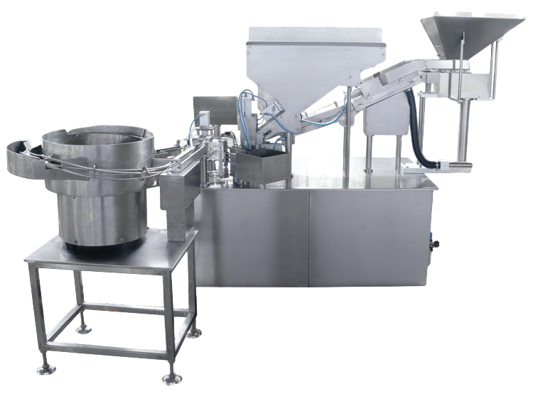 NTF-100 Tablet Automatic Tube Filler